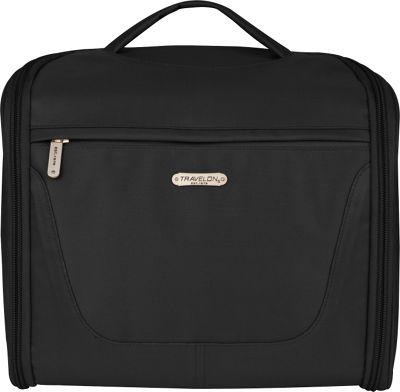 Travelon Mini Independence Bag Black - Travelon Toiletry Kits