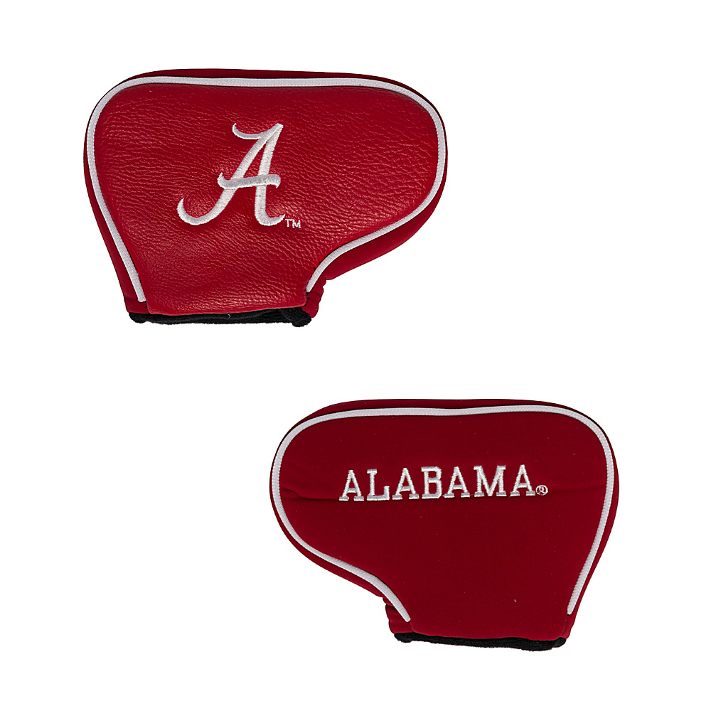 Team Golf USA University of Alabama Crimson Tide Blade Putter Cover Team Color - Team Golf USA Golf Bags