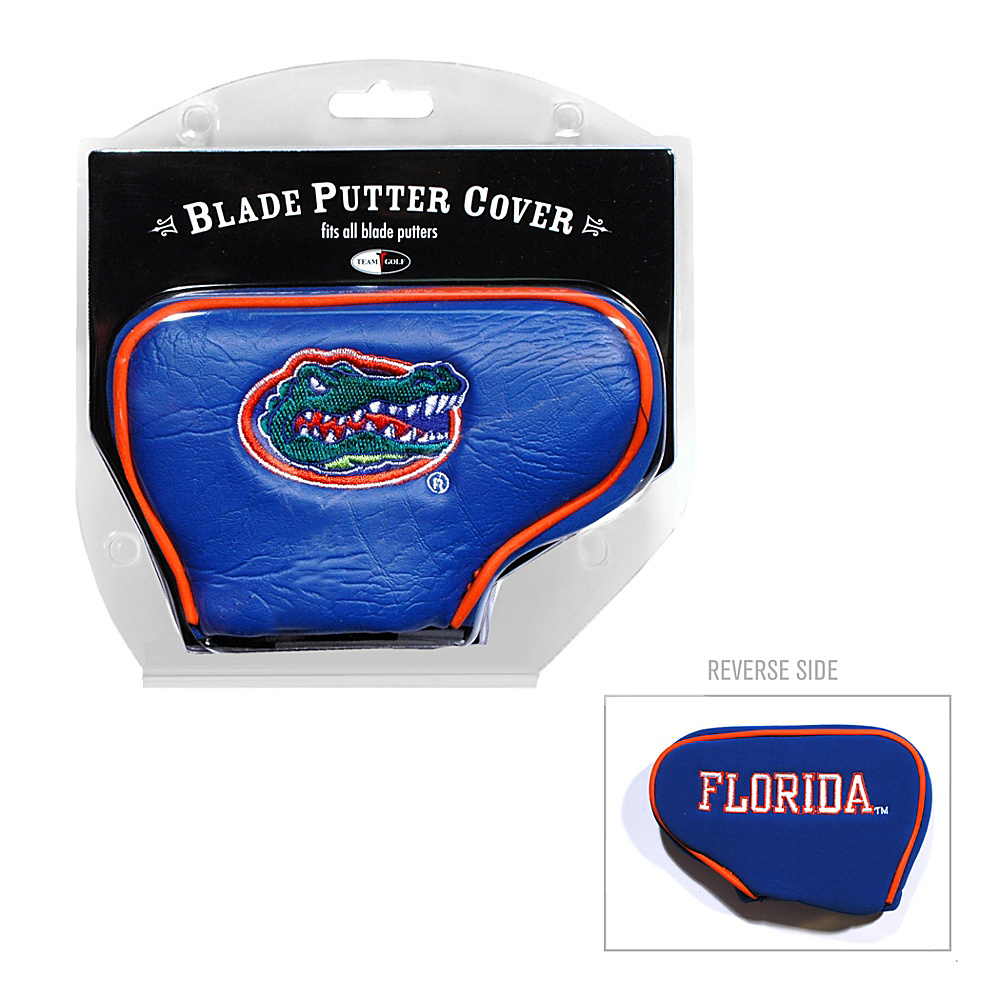 Team Golf USA University of Florida Gators Blade Putter Cover Team Color - Team Golf USA Golf Bags