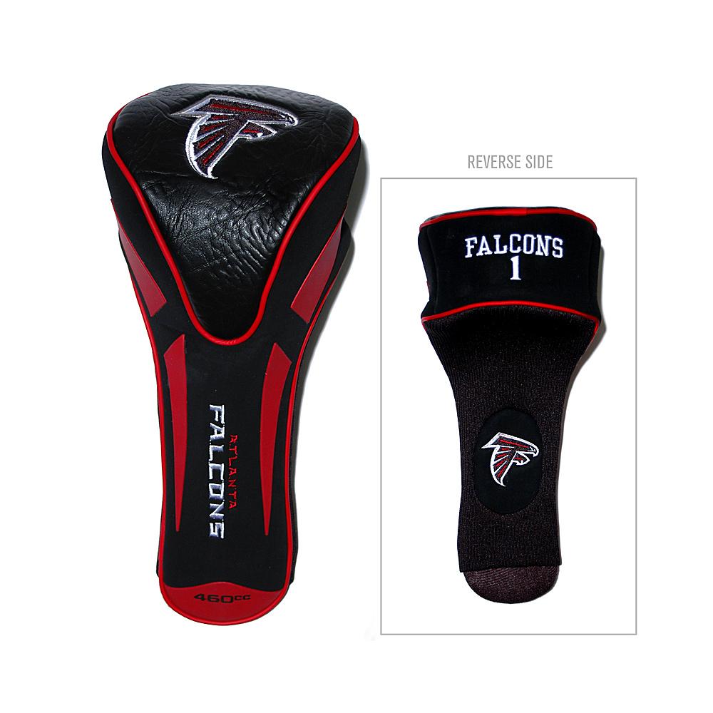 Team Golf USA Atlanta Falcons Single Apex Headcover Team Color - Team Golf USA Golf Bags