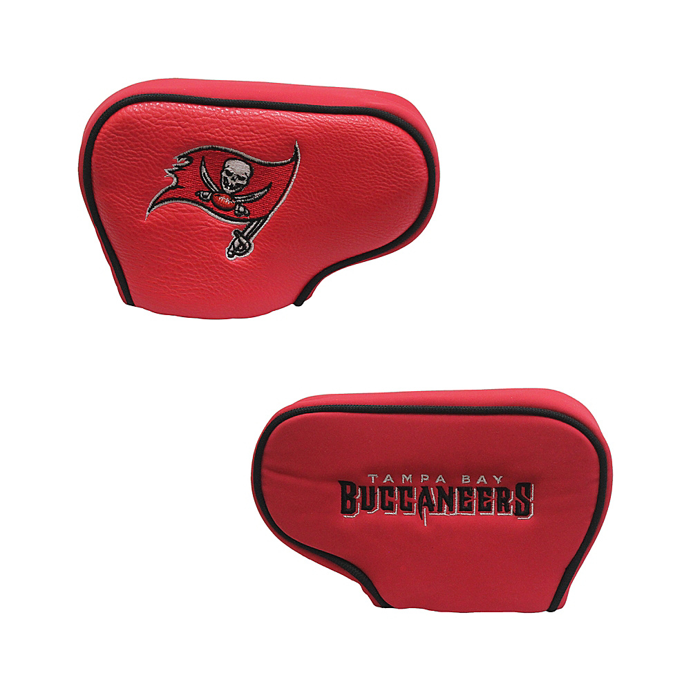 Team Golf USA Tampa Bay Buccaneers Blade Putter Cover Team Color - Team Golf USA Golf Bags