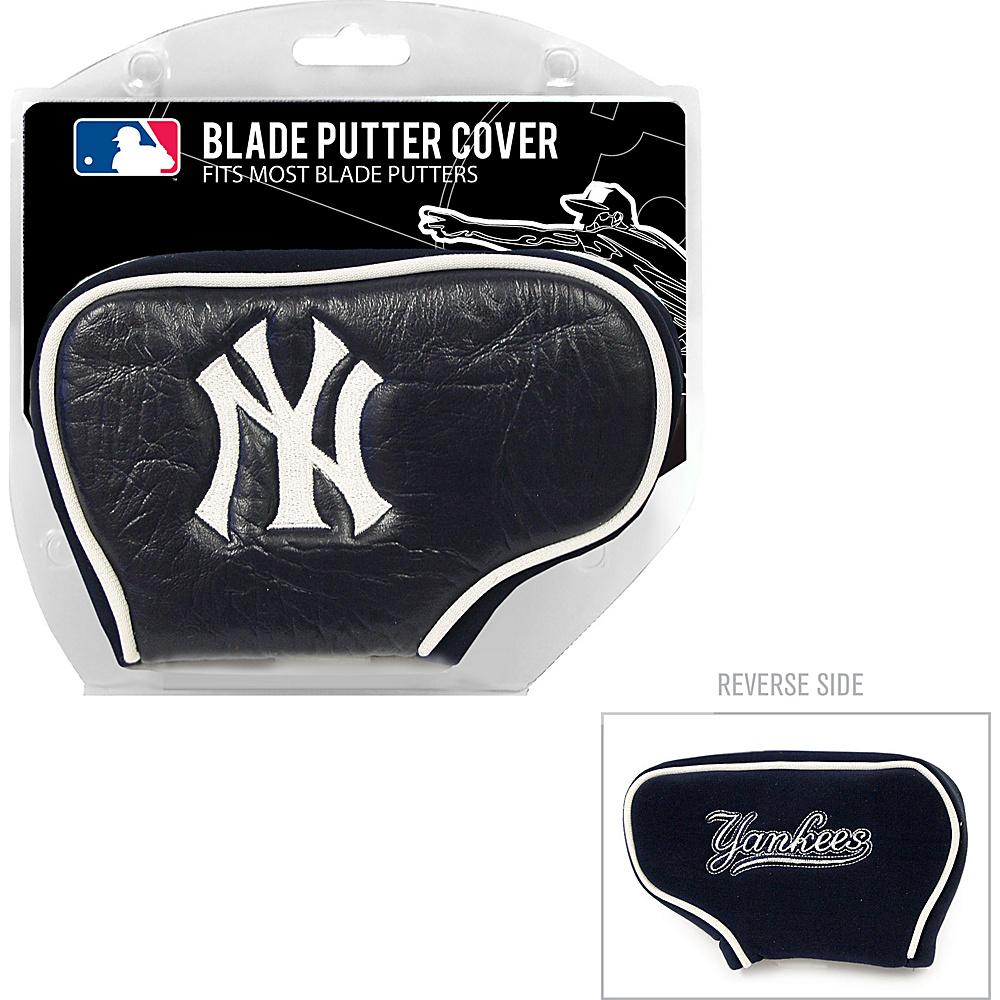 Team Golf USA New York Yankees Blade Putter Cover Team Color - Team Golf USA Golf Bags