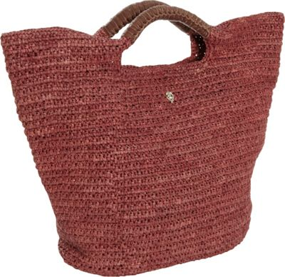 Helen Kaminski Pinamar S Fig/Jaffa - Helen Kaminski Designer Handbags