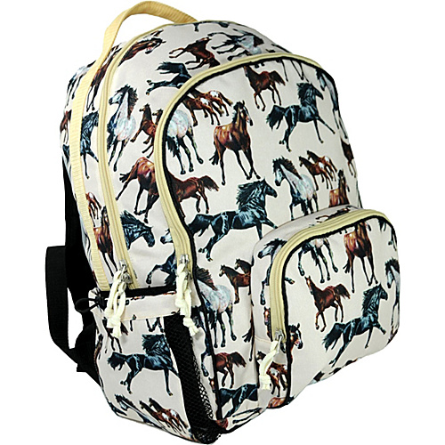 Wildkin Horse Dreams Macropak Backpack - Horse Dreams