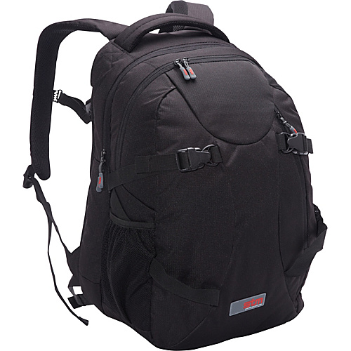 STM Bags Murray Laptop Backpack - Medium: Online Exclusive Black - STM Bags Laptop Backpacks