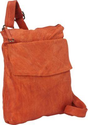 Latico Leathers Myla Crossbody Orange - Latico Leathers Leather Handbags