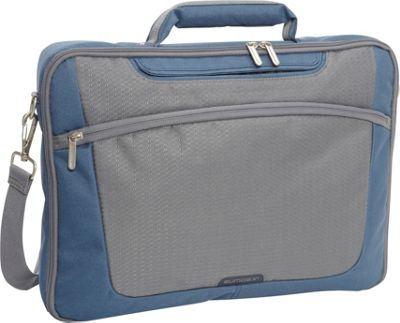 Sumdex New Passage - Computer Brief- 15.6 PC Navy - Sumdex Non-Wheeled Computer Cases