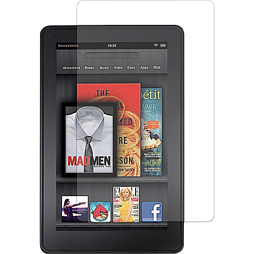 Marware Anti-Scratch Screen Protector 2-Pack for Kindle Fire Anti-Scratch - Marware Personal Electronic Cases