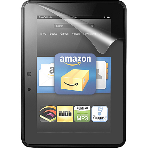 Marware Anti-Scratch Screen Protector Kit for Kindle Fire HD 7 Anti-Scratch - Marware Personal Electronic Cases