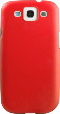 Marware MicroShell for Samsung Galaxy SIII Red - Marware Personal Electronic Cases