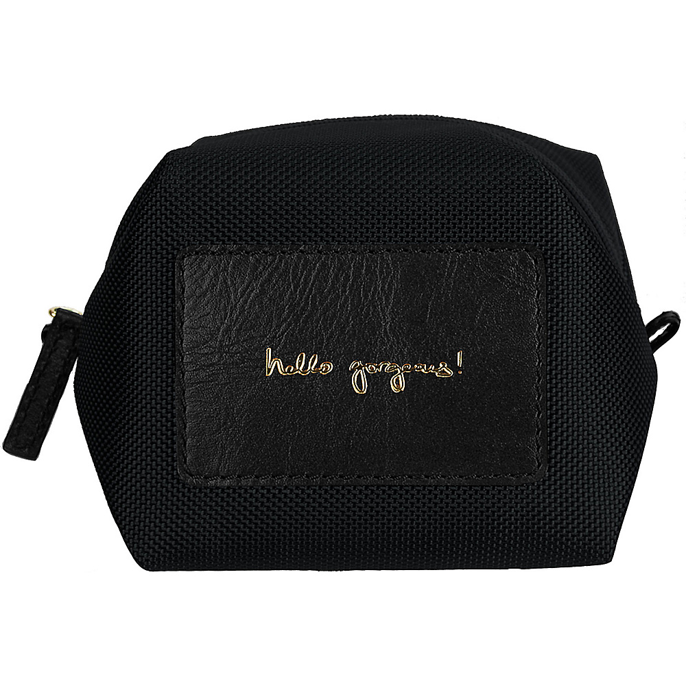 Boulevard hello gorgeous! Origami Pouch Black - Boulevard Women's SLG Other