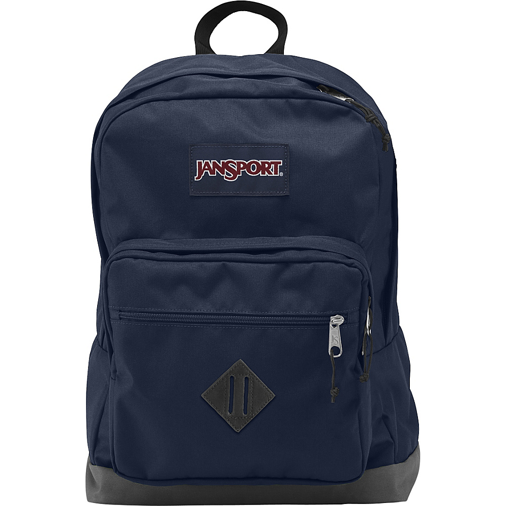 JanSport City Scout Laptop Backpack Navy - JanSport Laptop Backpacks - Backpacks, Laptop Backpacks