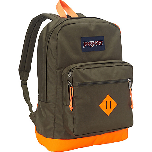 Upc 757969165072 Jansport City Scout Backpack Green