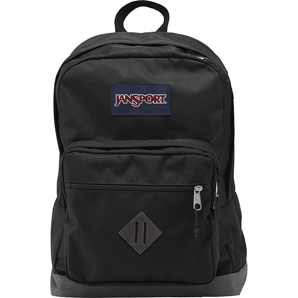 JanSport City Scout Laptop Backpack Black - JanSport Laptop Backpacks - Backpacks, Laptop Backpacks