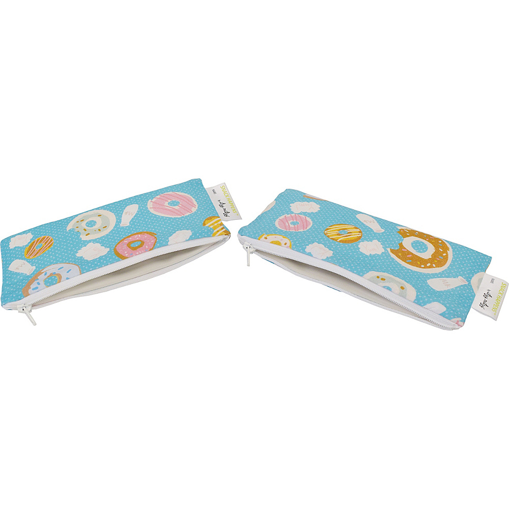 Itzy Ritzy Snack Happens Mini Bag 2 Pack Donut Shop Itzy Ritzy Diaper Bags Accessories