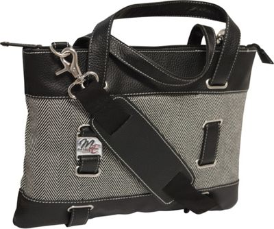 Mobile Edge Herringbone Tablet Tote - 11 inch Herringbone - Mobile Edge Women's Business Bags