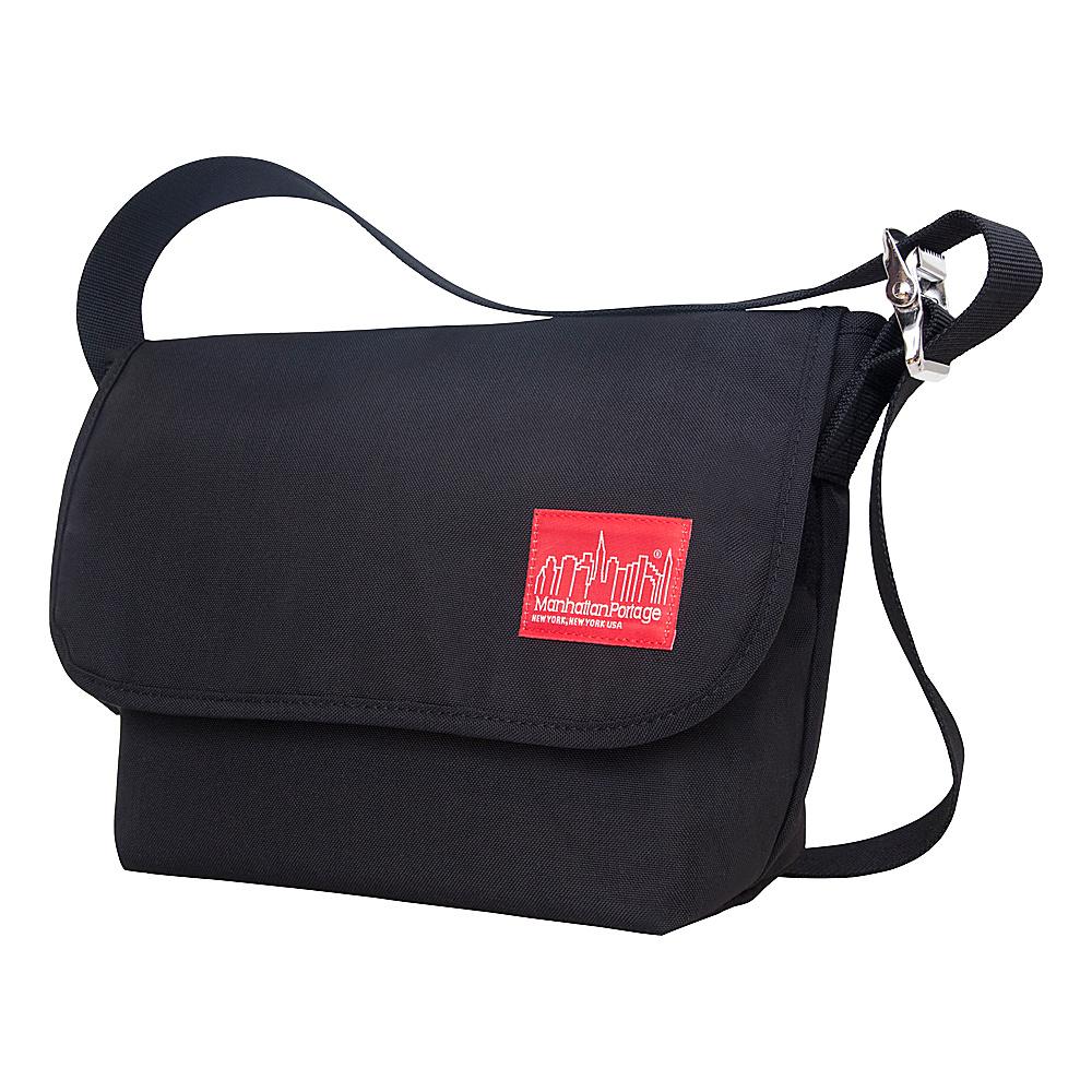 Manhattan Portage Vintage Messenger Bag JR. (M) Black - Manhattan Portage Messenger Bags - Work Bags & Briefcases, Messenger Bags