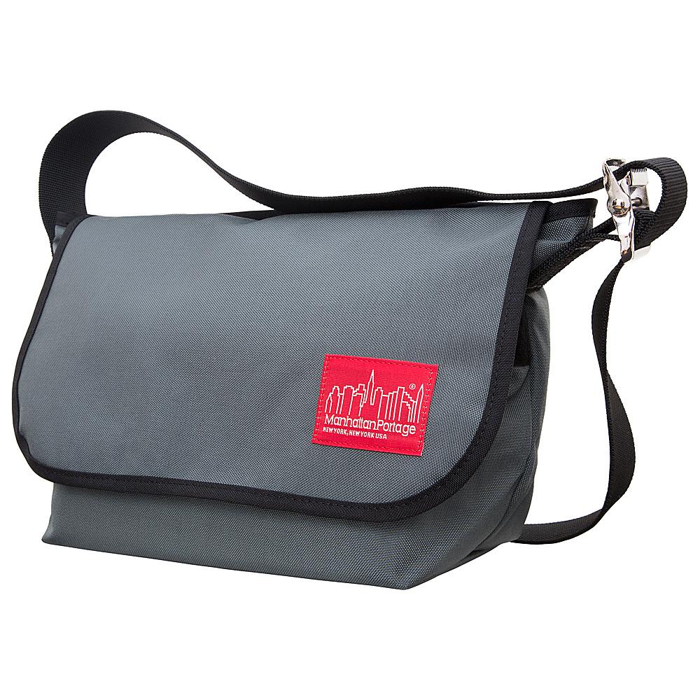 Manhattan Portage Vintage Messenger Bag JR. (M) Gray - Manhattan Portage Messenger Bags - Work Bags & Briefcases, Messenger Bags