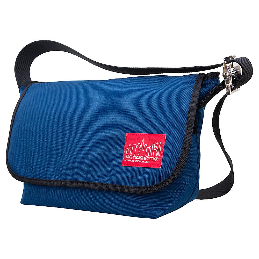 Manhattan Portage Vintage Messenger Bag JR. (M) Navy - Manhattan Portage Messenger Bags - Work Bags & Briefcases, Messenger Bags