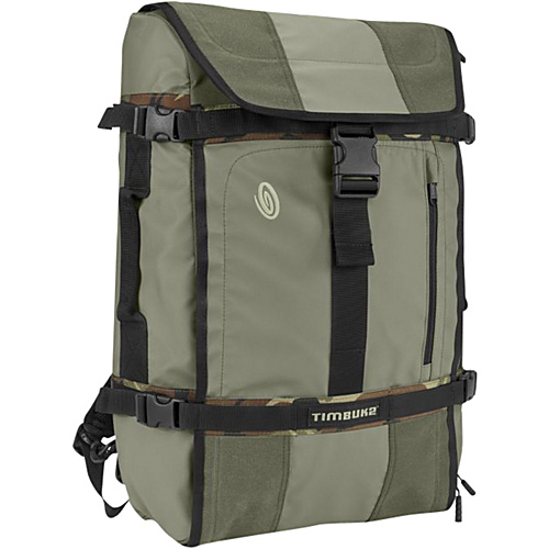 Timbuk2 Aviator Laptop Travel Pack Fatigue - Timbuk2 Travel Backpacks