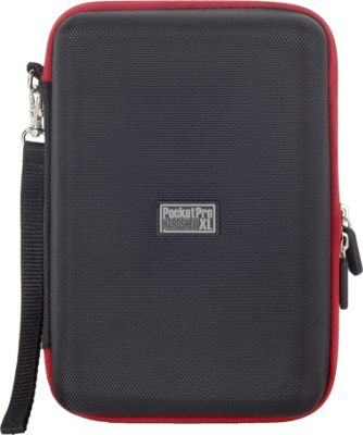 Digital Treasures Pocket Pro Hardshell XL Universal Case for 7 inch Tablets Black - Digital Treasures Electronic Cases