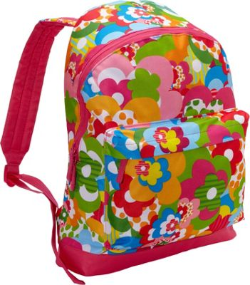 Miquelrius Agatha Backpack Flowers Flowers - Miquelrius Everyday Backpacks