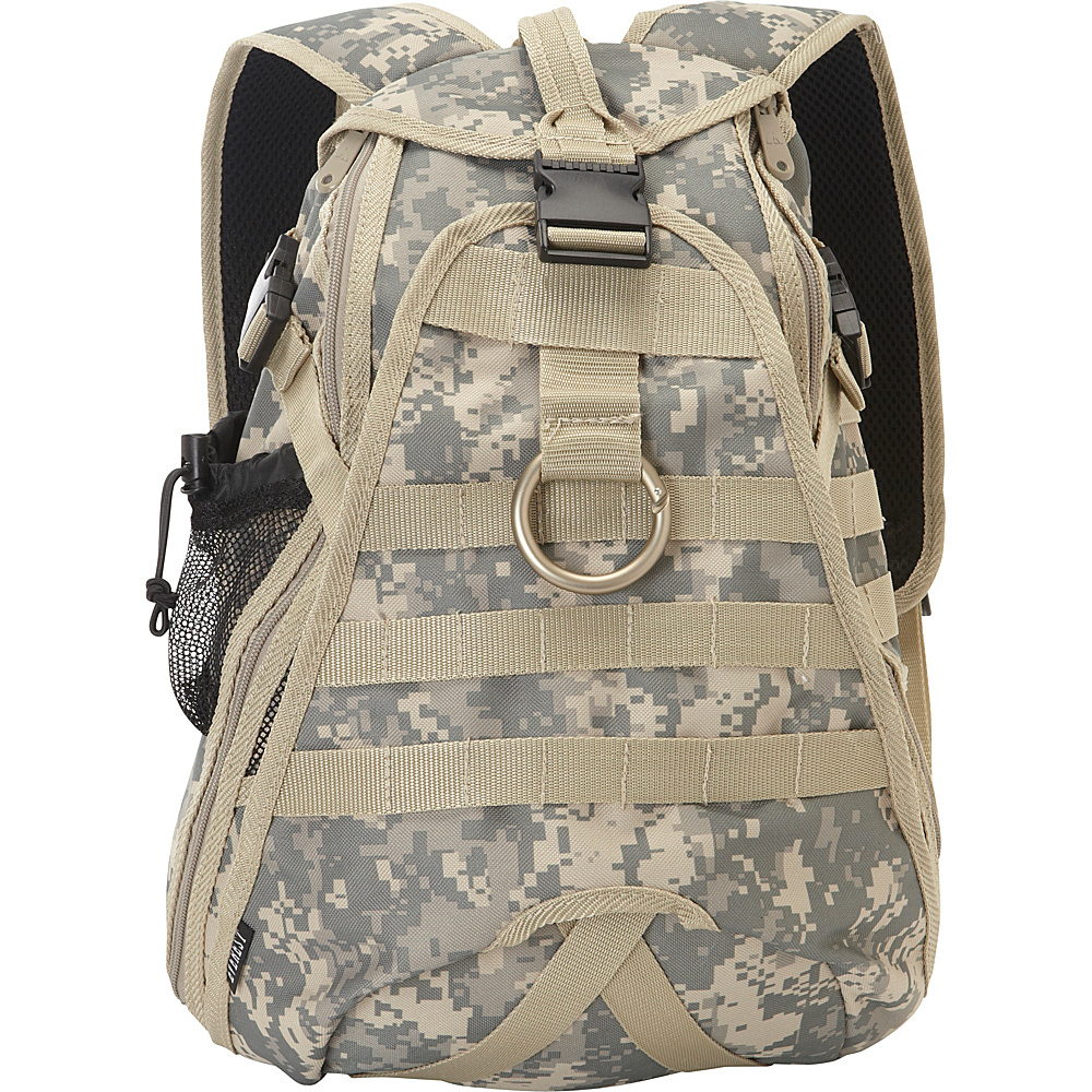 Everest Technical Hydration Backpack Digital Camo - Everest Hydration Packs and Bottles - Outdoor, Hydration Packs and Bottles