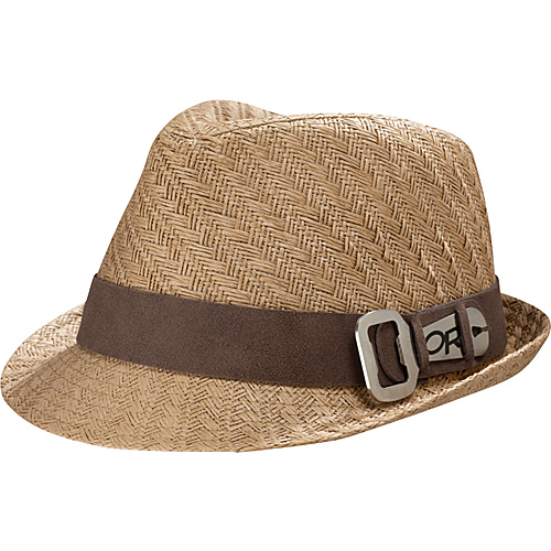 Outdoor Research Random Task Fedora Straw - Medium - Outdoor Research Hats