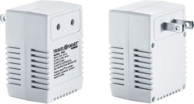 Travel Smart by Conair Travel Smart by Conair 50-Watt Reverse Transformer White - Travel Smart by Conair Electronic Accessories