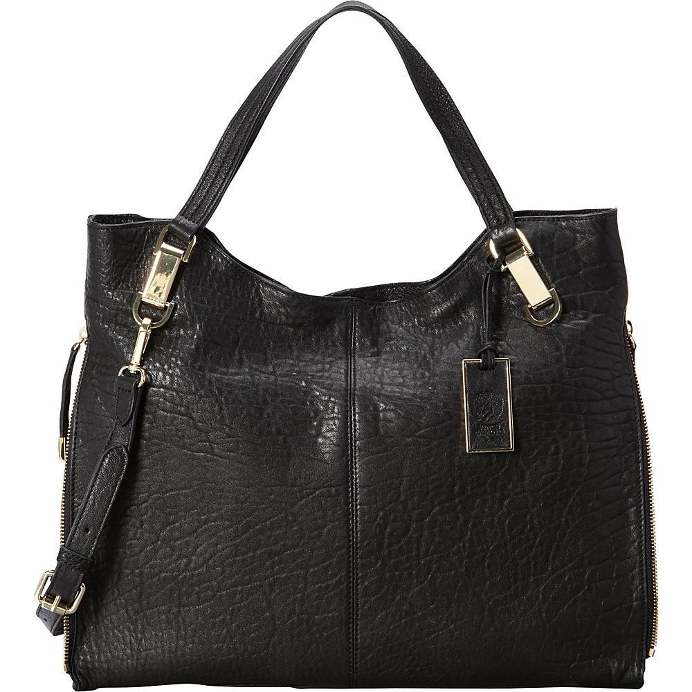 Vince Camuto Riley Tote Bag Black Vince Camuto Designer Handbags