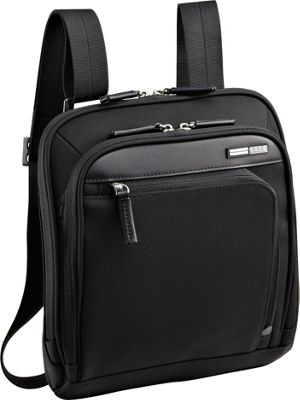 Zero Halliburton Profile Laptop Shoulder Bag Black - Zero Halliburton Other Men's Bags