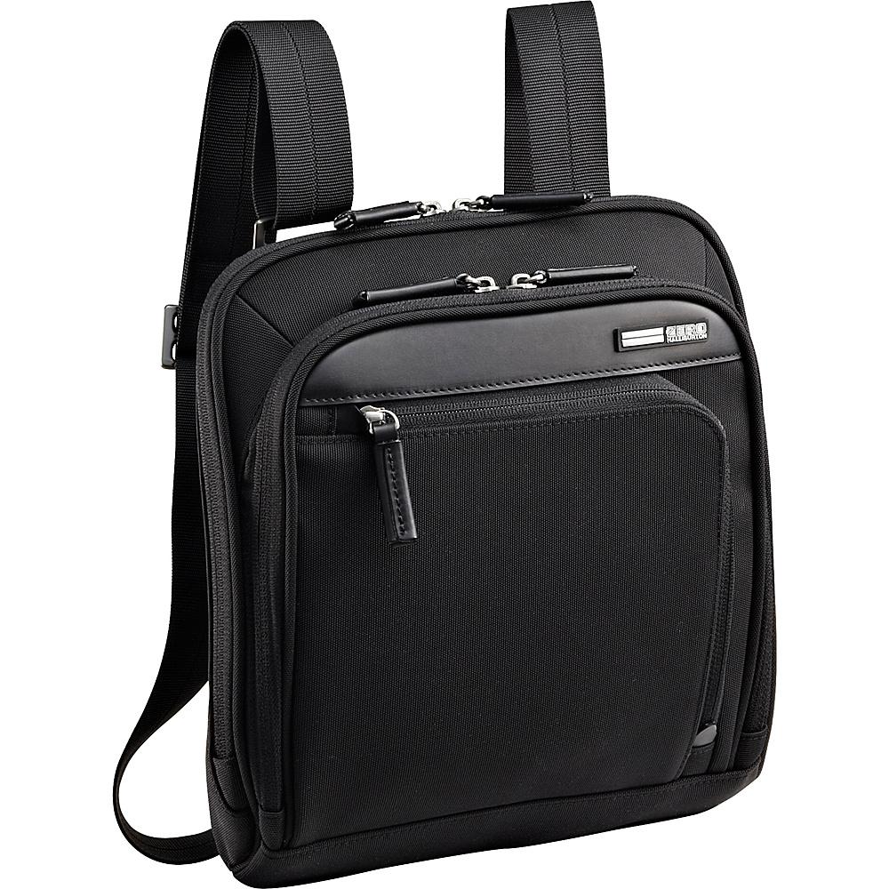Zero Halliburton Profile Laptop Shoulder Bag Black Zero Halliburton Other Men s Bags