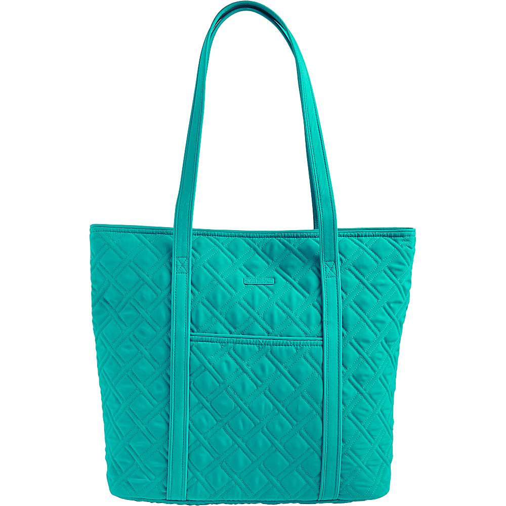 Vera Bradley Vera Tote- Solids Turquoise Sea - Vera Bradley Fabric Handbags - Handbags, Fabric Handbags