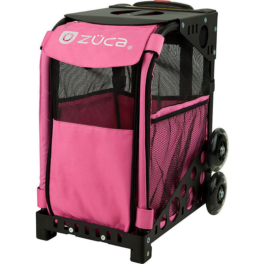 ZUCA Sport Pet Carrier Hot Pink Black Frame Hot Pink Black Frame ZUCA Pet Bags