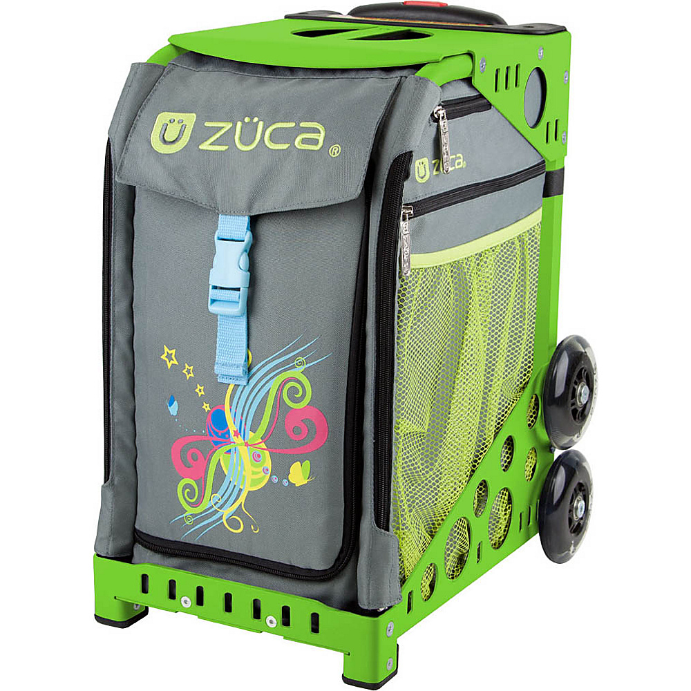 ZUCA Sport Swirlz Green Frame Swirlz Green Frame ZUCA Other Sports Bags