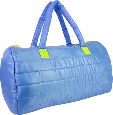 Fuel Fuel Large Weekend Duffel Ocean Blue - Fuel Travel Duffels