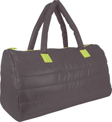 Fuel Large Weekend Duffel Black - Fuel Travel Duffels