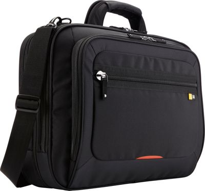 Case Logic 17 inch Security Friendly Laptop Case Black - Case Logic Non-Wheeled Business Cases