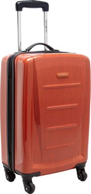 Samsonite Winfield 2 Fashion Carry-On Hardside Spinner Luggage - 20 inch Orange - Samsonite Hardside Carry-On
