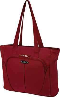 Skyway Mirage Superlight Shopper Tote - 18 inch Formula 1 Red - Skyway Luggage Totes and Satchels