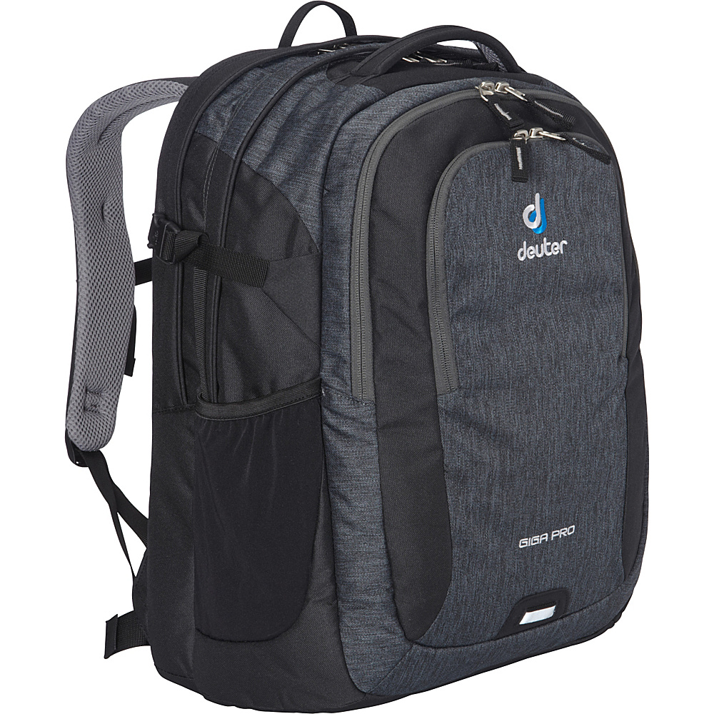Deuter Giga Pro Dresscode Black Deuter Business Laptop Backpacks