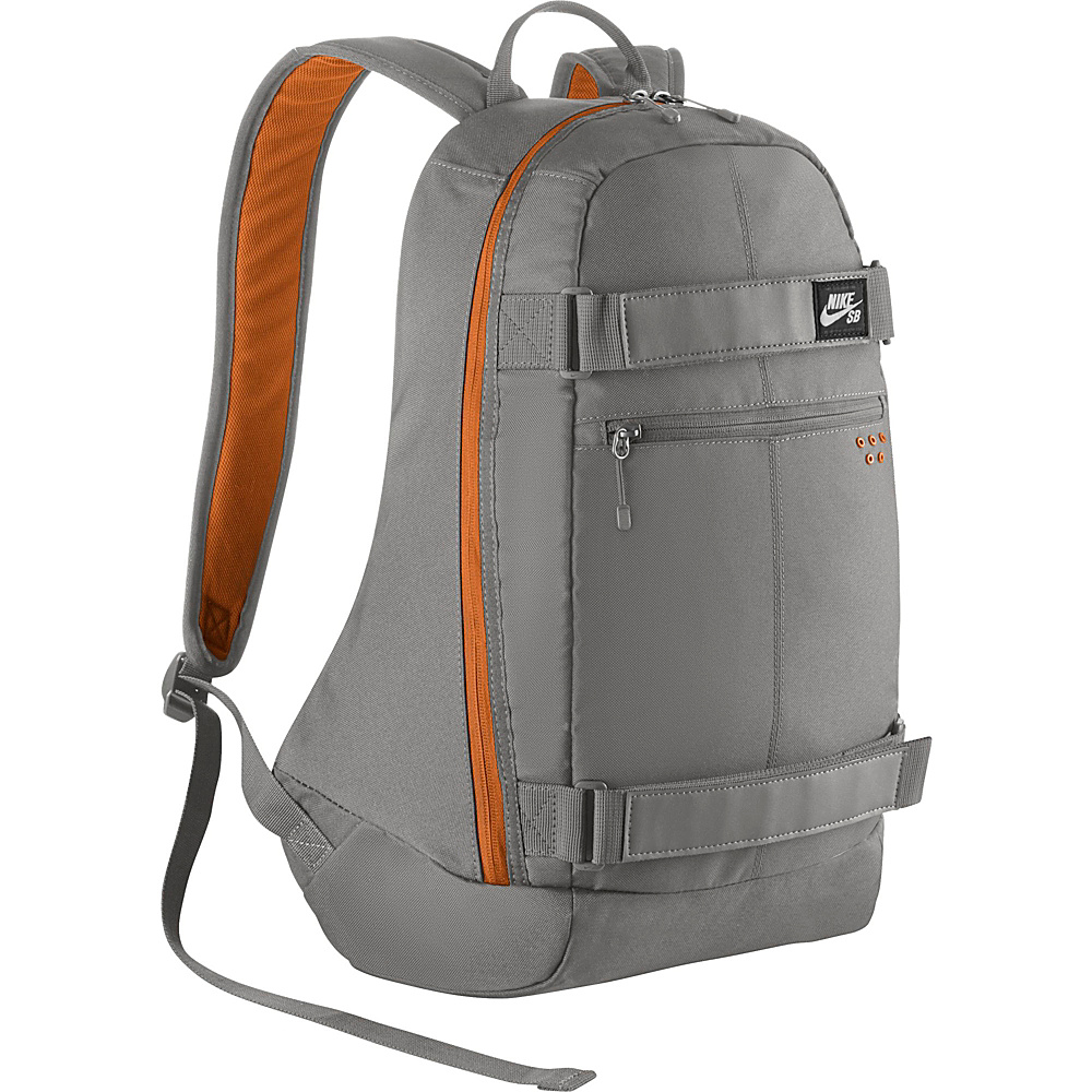 Nike Embarca Medium Laptop Backpack Dust Clay Orange White Nike Business Laptop Backpacks