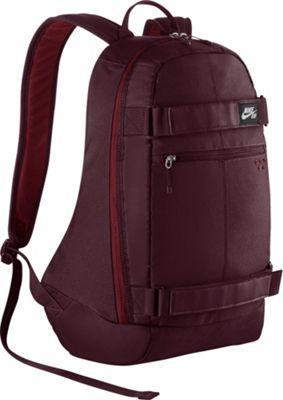 Nike Embarca Medium Laptop Backpack Night Maroon/Team Red/White - Nike Laptop Backpacks