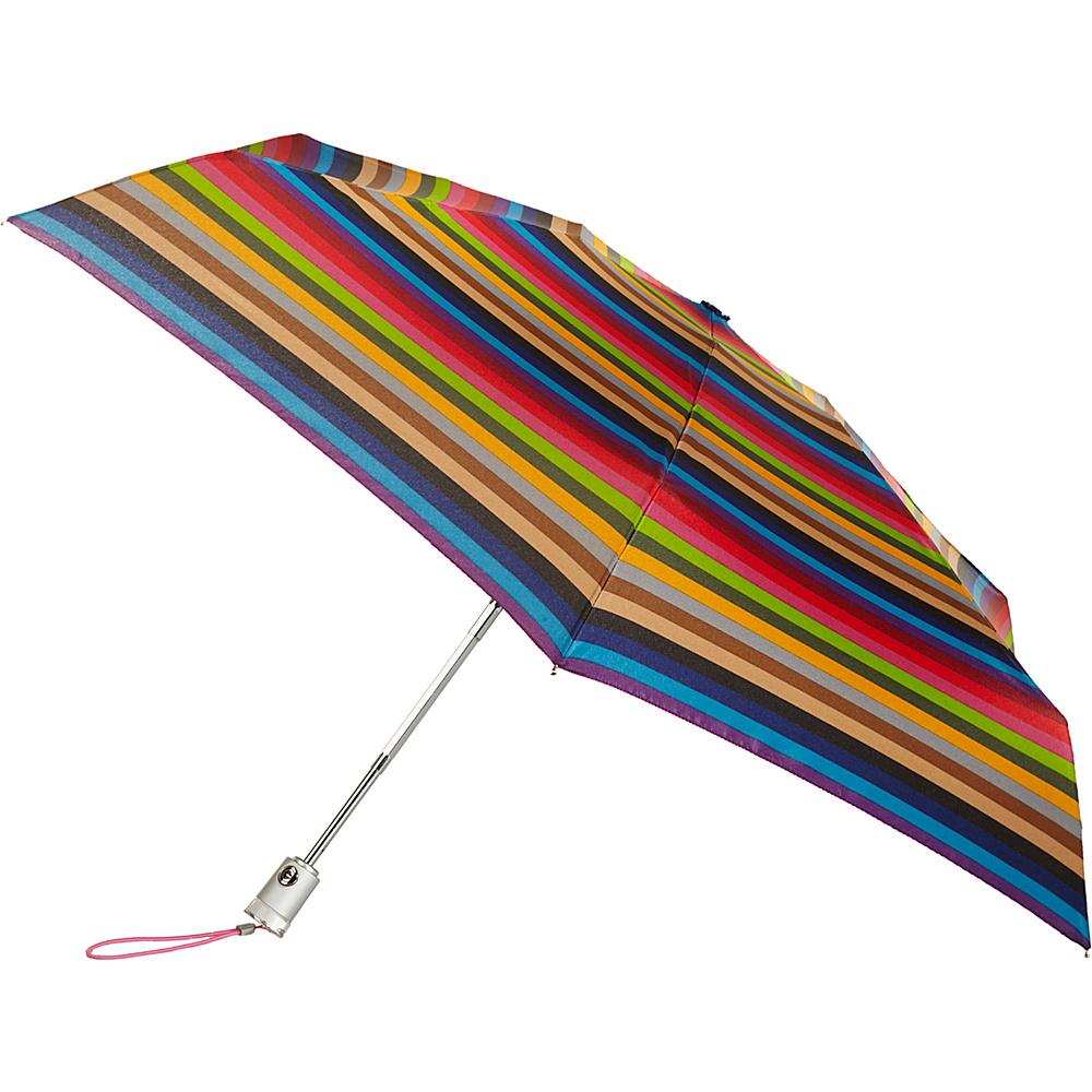 Totes Droplet-totes Micro Auto Open Close Stripe - Totes Umbrellas and Rain Gear