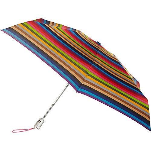 Totes Droplet-totes Micro Auto Open Close Stripe - Totes Umbrellas and Rain Gear