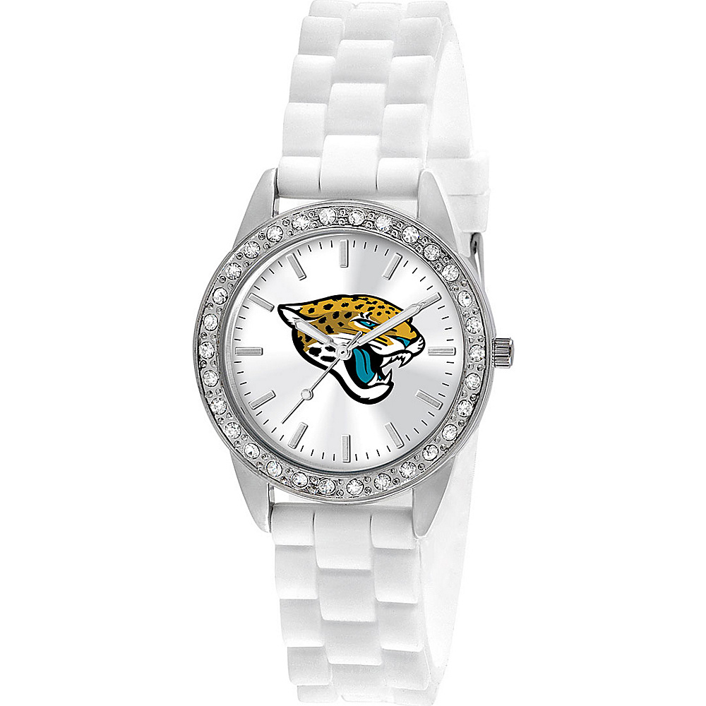 Game Time Frost-NFL Jacksonville Jaguars(JAC) - Game Time Watches - Fashion Accessories, Watches