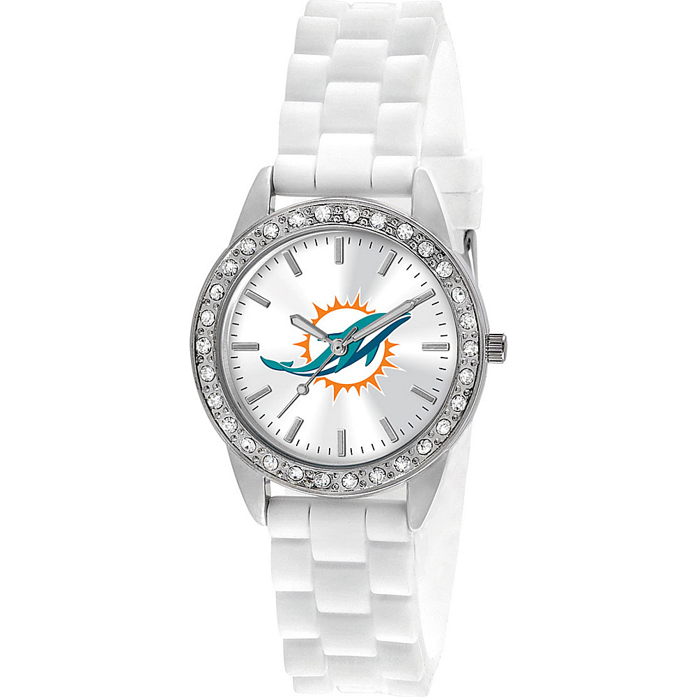 Game Time Frost-NFL Miami Dolphins(MIA) - Game Time Watches - Fashion Accessories, Watches