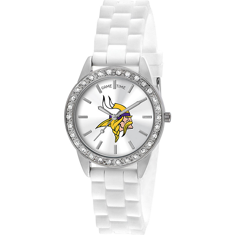 Game Time Frost-NFL Minnesota Vikings(MIN) - Game Time Watches - Fashion Accessories, Watches