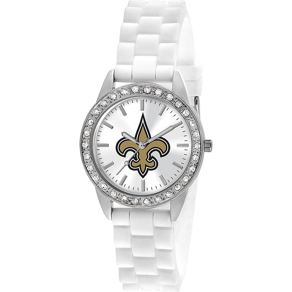 Game Time Frost-NFL New Orleans Saints(NO) - Game Time Watches - Fashion Accessories, Watches