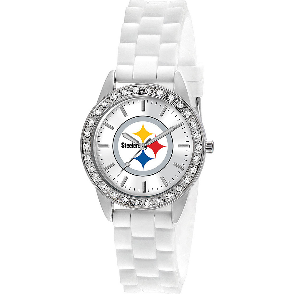 Game Time Frost-NFL Pittsburgh Steelers(PIT) - Game Time Watches - Fashion Accessories, Watches